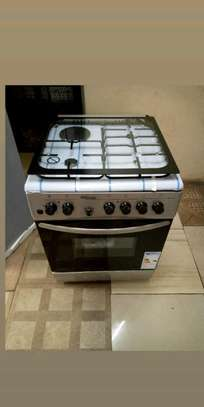Electric stand cooker, Electric oven image 1