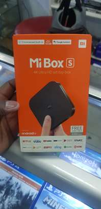 MI-BOX S ANDROID