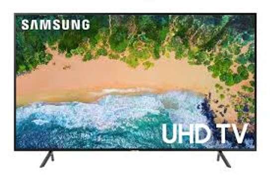 Samsung 65 inch New Smart 65TU7000 UHD-4K Frameless Digital TVs image 1