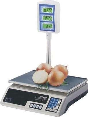 30kg Digital Weighing Scale image 1
