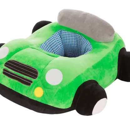 baby Car Sitting Children's Sofa,Plush Baby Sitting Learning Kid's Chair Floor seat Infant positioner Anti-Fall and Rollover Children's Furniture for Kids 3-18 Months image 10