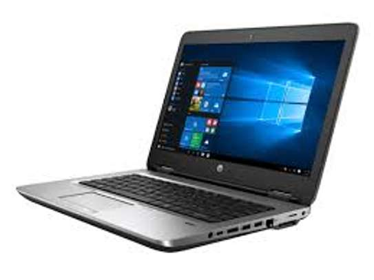 hp elitebook 640 intel core i5 2.7 ghz 8gb ram 500gb HDD 14 inches image 1