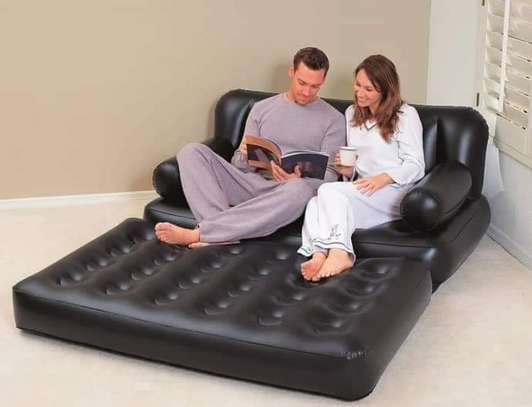 2 seater inflatable seat image 1