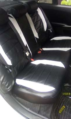 Pure Plain Car Seat Covers image 2