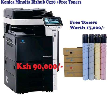 Konica Minolta Bizhub C220/C280 /C360/C224/ C284/C364/C454 C554 photocopier printer scanner machine