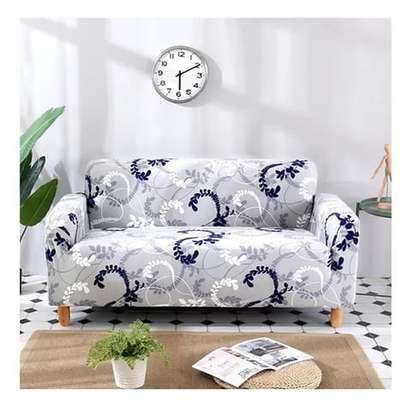 Quality Printed sofa covers for 3 seaters image 2