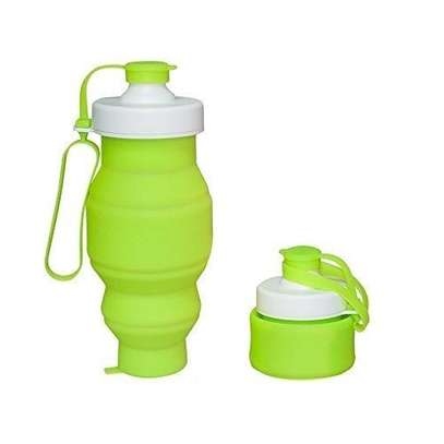 Sports Collapsible Water Bottle