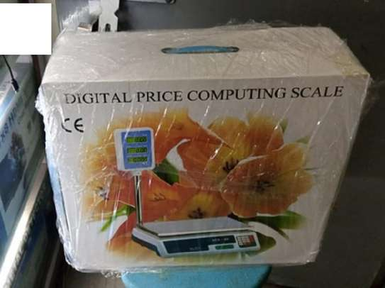 Cereal Digital Scale - Acs 40kg image 1