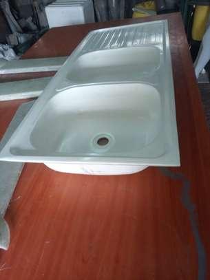 we make fibreglass kitchen sinks image 1