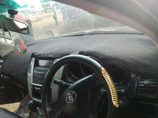 CAR DASHBOARD COVER image 3