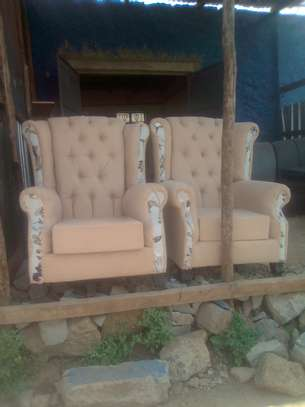 Arm chairs image 1