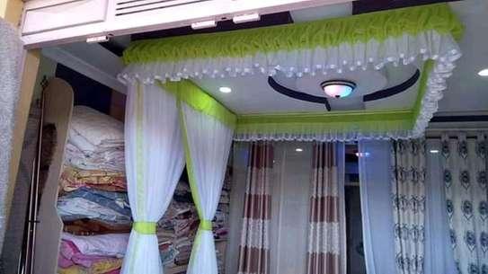Custom Made Rail Shears Mosquito Nets image 9
