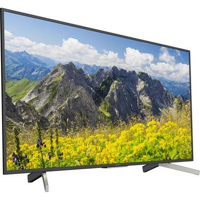 Sony 65 Inch HDR 4K ANDROID Smart LED TV KD65X8000G (2019 MODEL) image 2