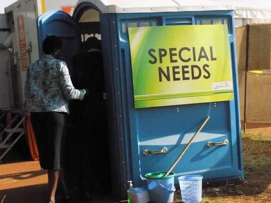 Portable Toilets Hire services image 6