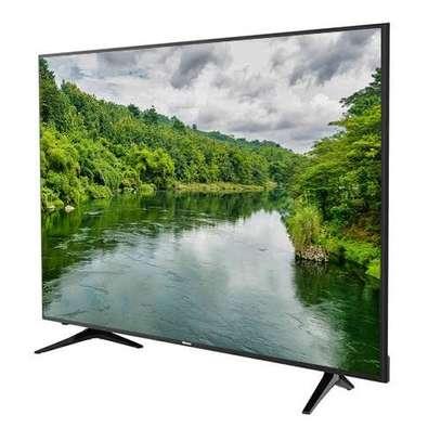 Hisense New 65 inch Android Smart UHD-4K Frameless Digital TVs image 1