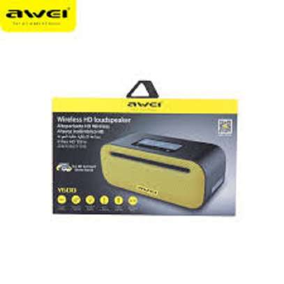 aWei Y600 Speakers Wireless Bluetooth 2600mAh Stereo Portable Mini Louder Speaker Compatible Android iPhone Smartphone Tablet image 2