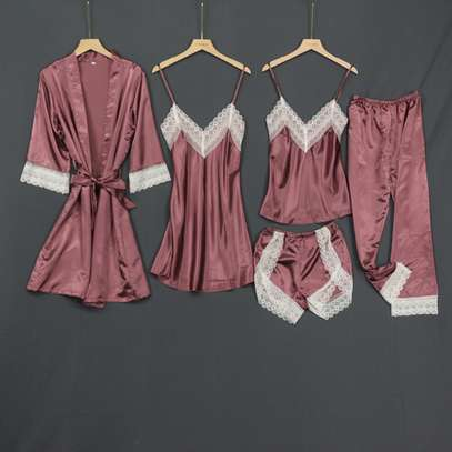 Soft and comfy  sleepwears with a touch of elegance image 8
