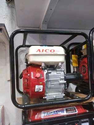 Aico 7.0HP Concrete Vibrator with 45mm 6M poker image 1