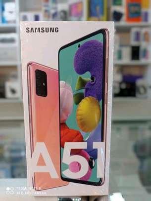 Samsung Galaxy a71 brand new image 1