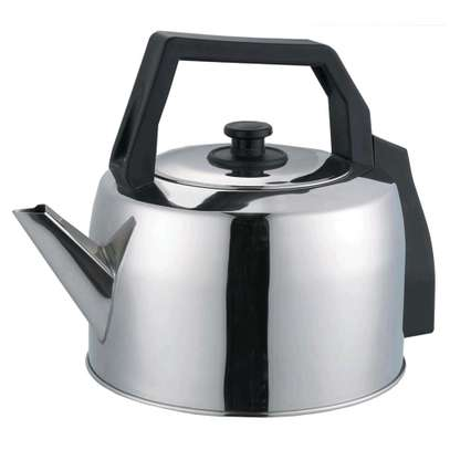 Cordless kettle heater 5.2L auto switch 1yr warranty image 1