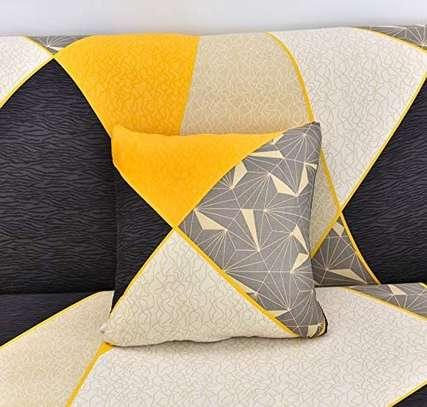 Modern Sofa Slip Covers 7 seater (3,2,1,1) image 2
