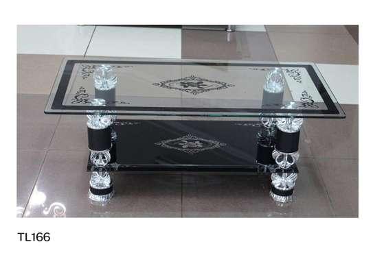 Glass-top Coffee Table image 8