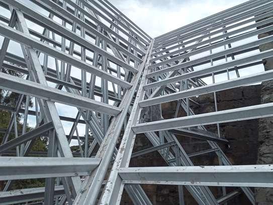 Light Gauge Steel Trusses (LGS).... image 4