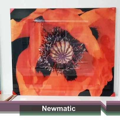 Newmatic Poppy Digital Print Splashback image 1