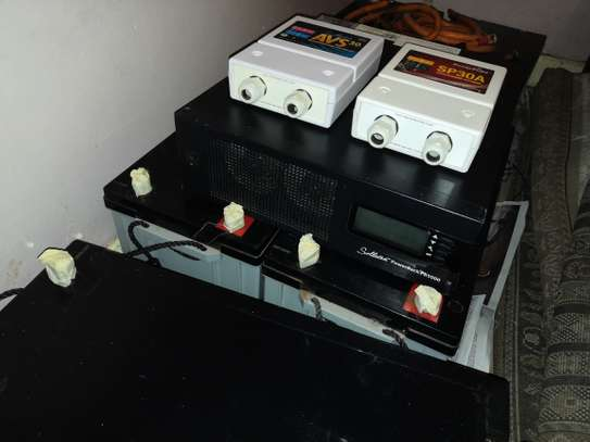 Power Back Up System Sollatek PB5000 Complete