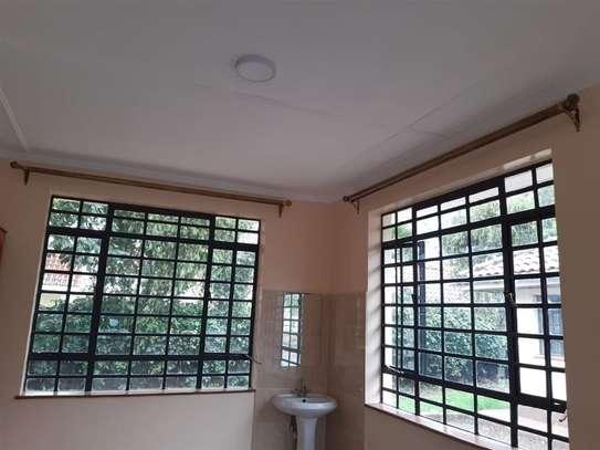 Furnished 6 bedroom house for rent in Karen image 9