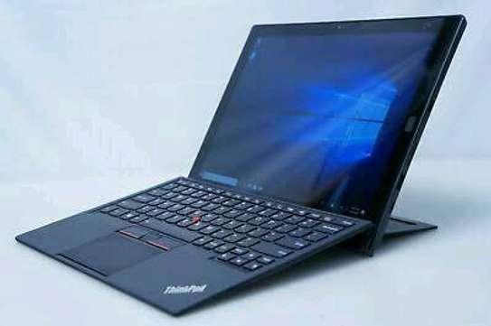 Lenovo ThinkPad X1 2-in-1 Tablet Laptop (12 (2160x1440) IPS FHD+ Touchscreen, Intel Core m7-6Y75, 256GB SSD, 8GB RAM, Detachable Keys, Only 1.7lbs, Windows 10 Professional) image 2