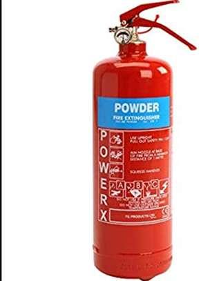 2KG DRY POWDER   {ABC} image 1