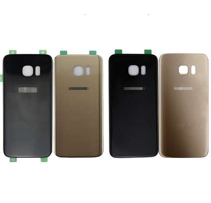 Battery Cover Replacement Back Door Housing Case For Samsung Galaxy S7 Edge image 2