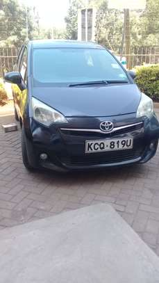 Toyota Ractis for Hire