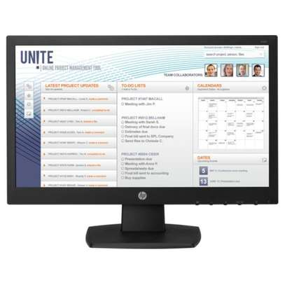 "HP V197 LED Backlit 18.5"" TFT Widescreen Monitor"