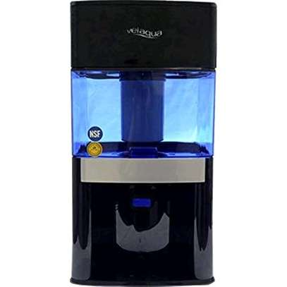 Water purifier with dispenser