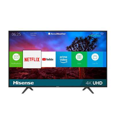 Hisense 43 inches UHD-4K Smart Frameless Digital TVs image 1