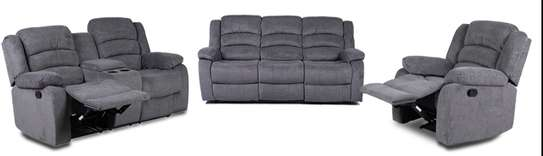 Recliner sofa image 1