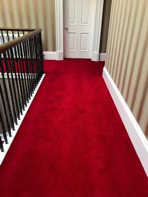 Crimson Red carpets for weddings and exhibitions image 3
