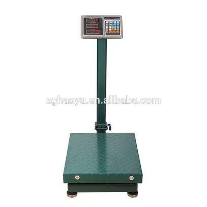 Hot sale Digital 200kg 300kg Weighing Scale price image 1