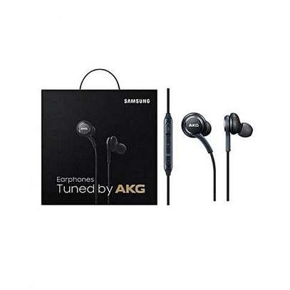 Original Samsung AKG Earphones  3.5mm In-ear with Mic Wire Headset image 2