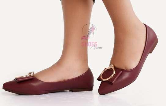 Classy Flat shoes image 6
