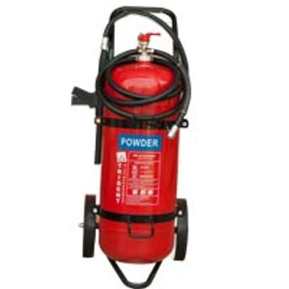9 Kg Powder Fire Extinguisher image 11