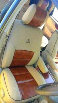 Blended colours car seat covers image 2