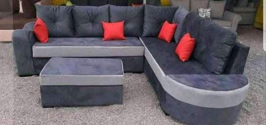 L- Seat Sofa set image 1