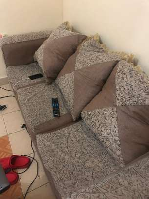 Second hand 5 seater sofa