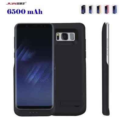 JLW  Battery Case For Samsung Galaxy S8 5500mAh S8 Plus 6500mAh USB Smart Charger Cover For Samsung Galaxy S8 Plus Power Bank image 8