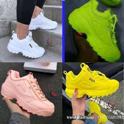 Tredy fila shoes image 3