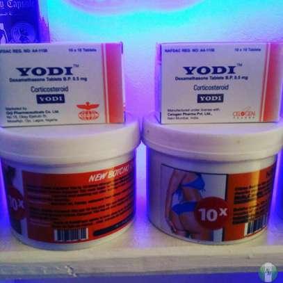original botcho cream+Yodi pills image 1