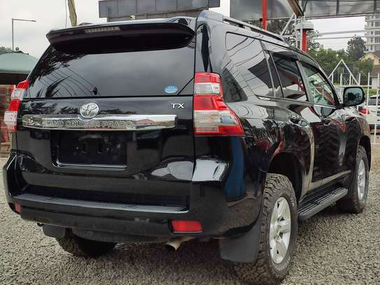 Toyota Prado 2014 with Sunroof and Leather seats image 2